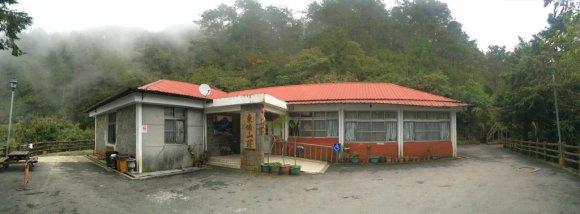 Dongpu Hill, chỗ trọ duy nhất ở khu Yushan