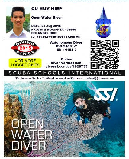 The door to open to the marine life